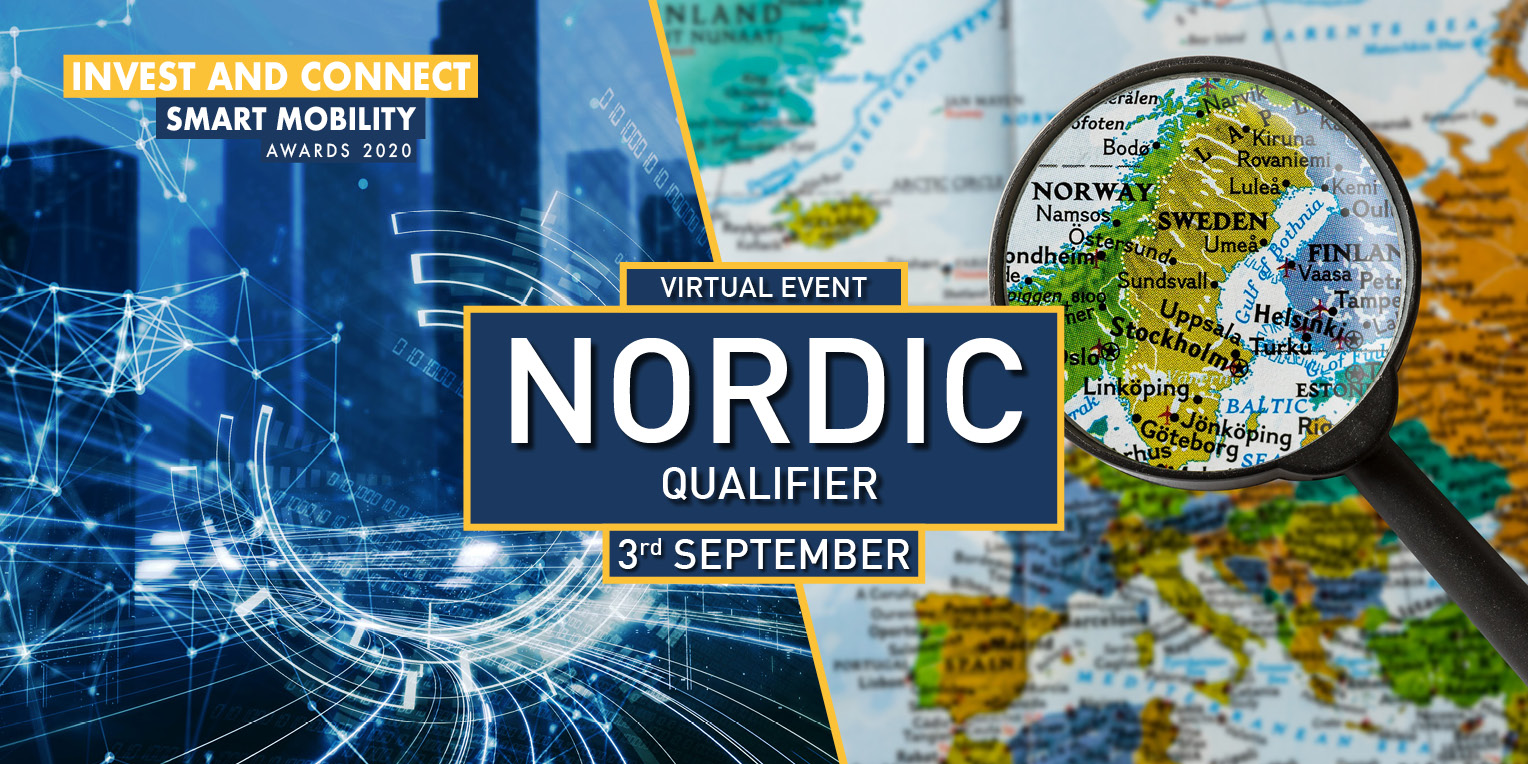 Nordic Qualifier - ESAC Smart Mobility Awards 2020 - haku auki!