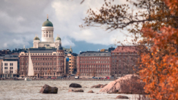 Syksyinen Helsinki