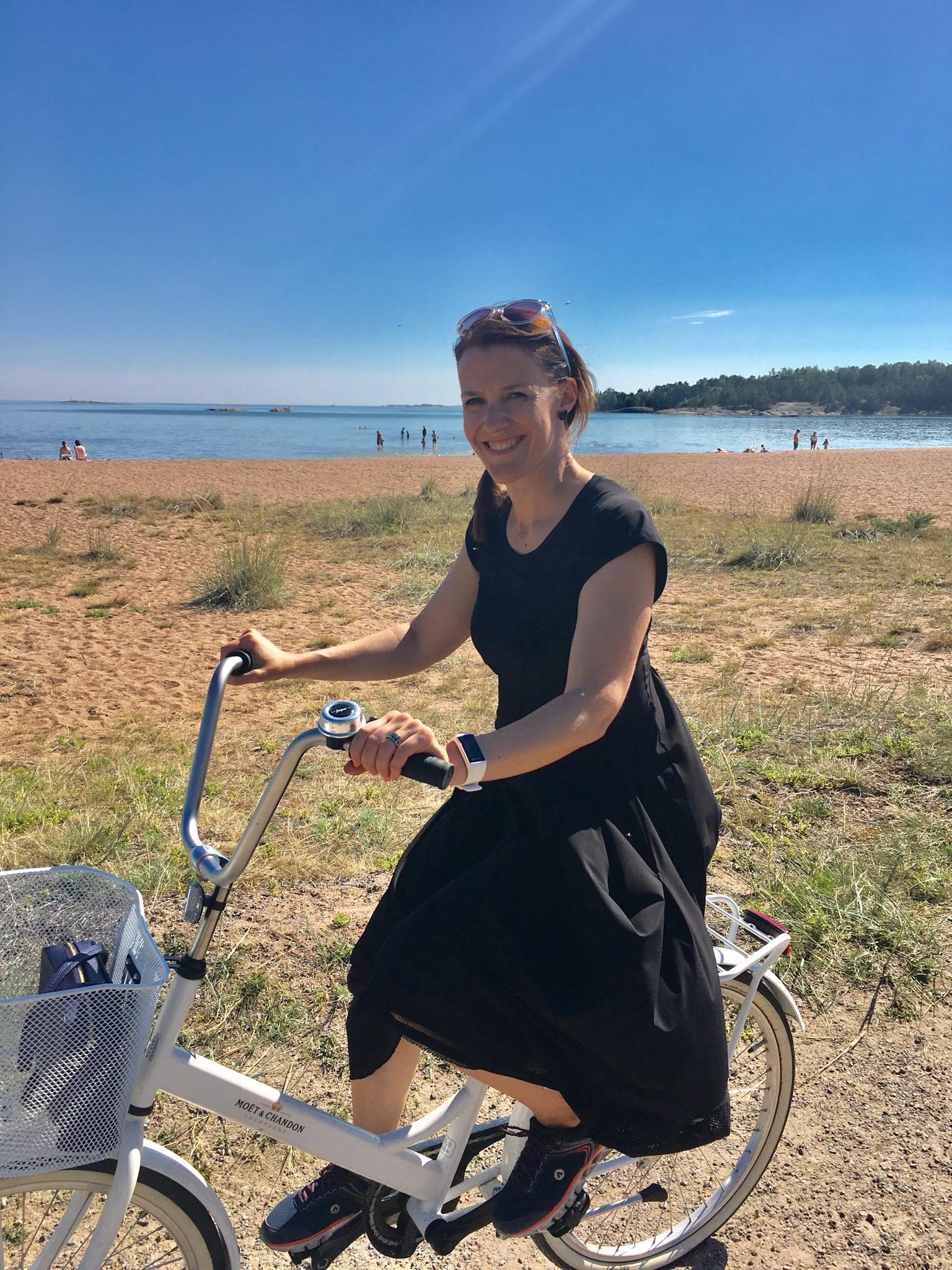 OTM Laura Eiro ITS Finlandin ohjelmajohtajaksi